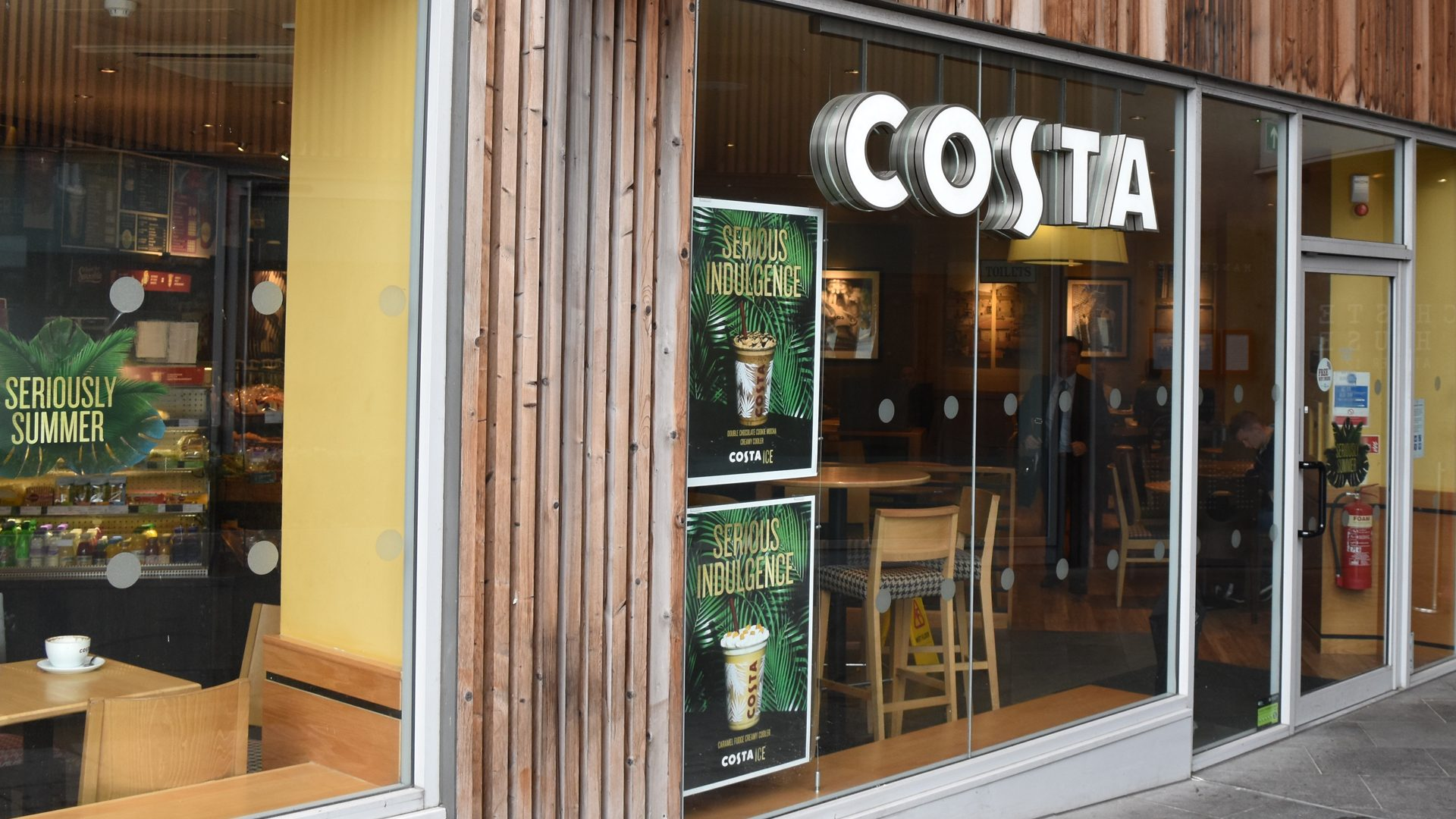 costa spinningfields manchester