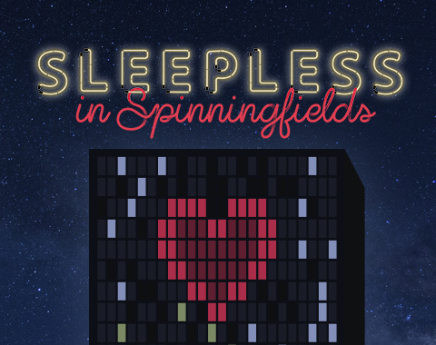 Sleepless in Spinningfields
