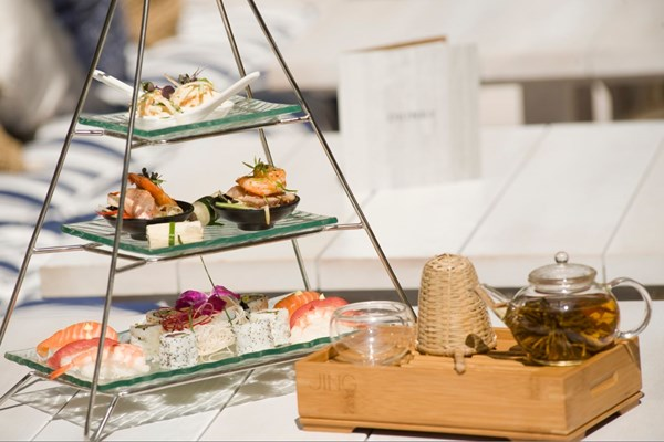 Australasia - Asian Afternoon Tea