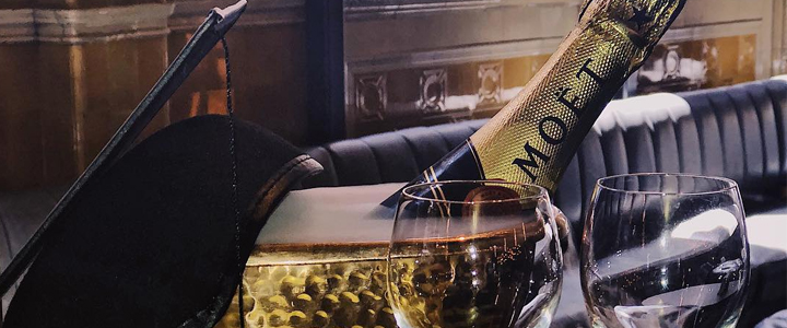 The Alchemist Spinningfields Manchester Graduation Moet