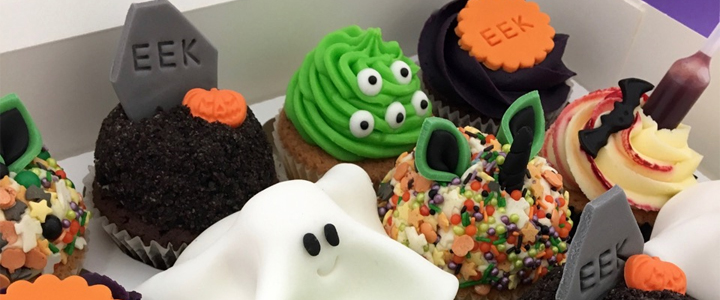 Hey Little Cupcake Halloween Collection