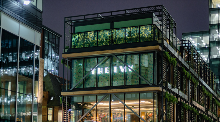 The Ivy Spinningfields
